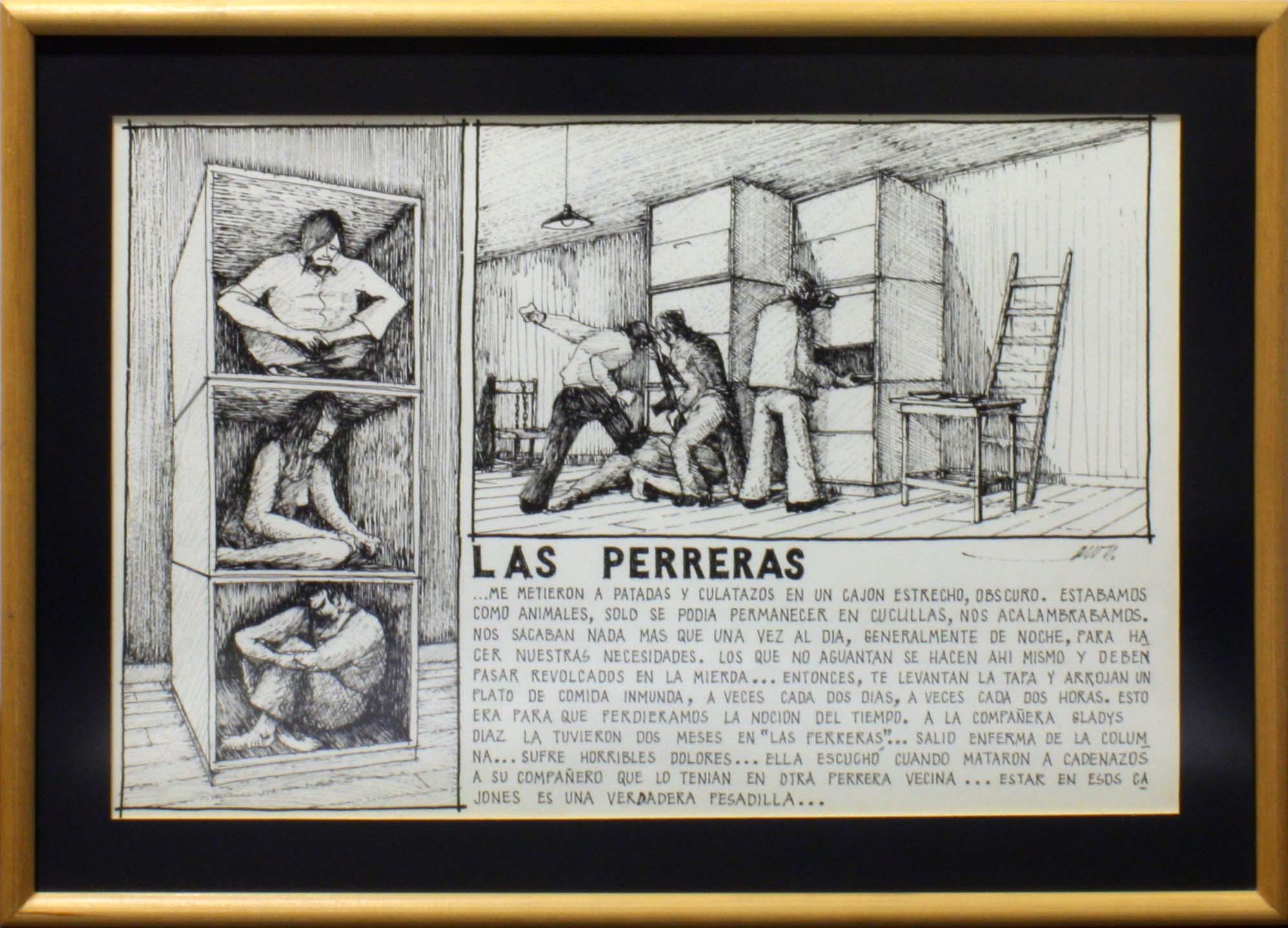 Item 000052 - Las perreras - Archivo Museo de la Memoria y los ...